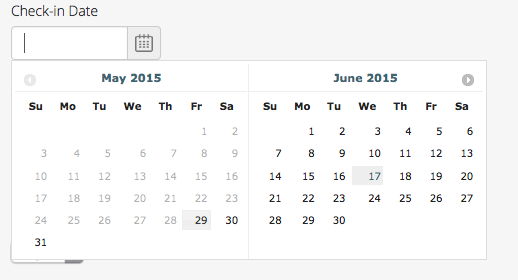Javascript Calendar.Javascript Conflicts Vik Booking For Wordpress Official